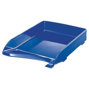 Leitz Briefkorb - elegant - DIN A4+ - blau