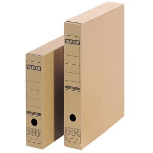 Leitz Archivschachtel mit Verschlusslasche - DIN A3 -...