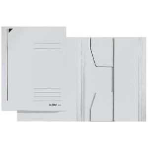 Leitz Jurismappe - Einschlagmappe - DIN A4 - weiß
