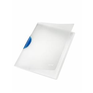 Leitz Klemm-Mappe ColorClip Magic - DIN A4 - 30 Blatt - blau