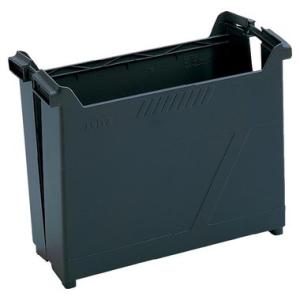 Leitz Hängebox ALPHA - DIN A4 - schwarz