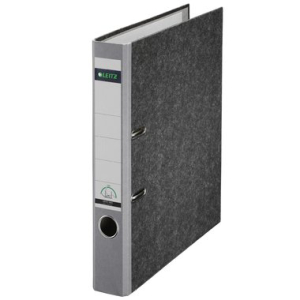 Leitz Ordner 180° - DIN A4 - 5,2 cm - Rücken grau