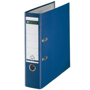 Leitz Ordner 180° - DIN A4 - 8 cm - blau