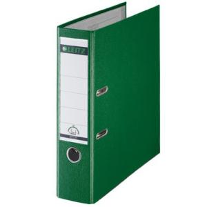 Leitz Ordner 180° - DIN A4 - 8 cm - grün