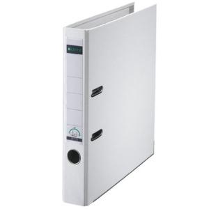 Leitz Ordner 180° - DIN A4 - 5,2 cm - weiß