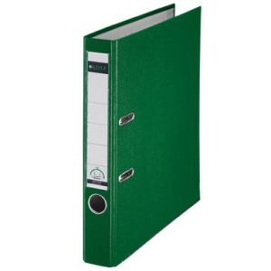 Leitz Ordner 180° - DIN A4 - 5,2 cm - grün