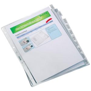 Leitz Register-Prospekthülle - DIN A4 - 0,13 mm -...