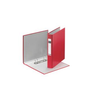 Leitz Ringbuch - DIN A5 - 4 cm - rot