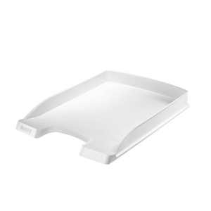 Leitz Briefkorb - DIN A4+ - flach - frost