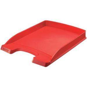 Leitz Briefkorb - DIN A4+ - flach - rot