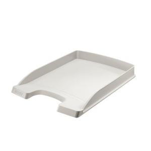 Leitz Briefkorb - DIN A4+ - flach - grau