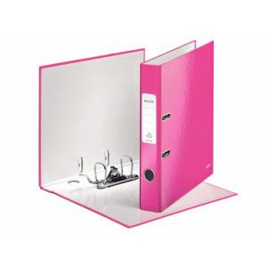 Leitz Ordner 180° WOW - DIN A4 - 5,2 mm - pink
