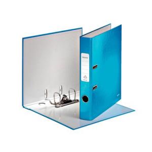 Leitz Ordner 180° WOW - DIN A4 - 5,2 mm - blau