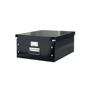 Leitz Aufbewahrungs-/Transportbox Click & Store - DIN...