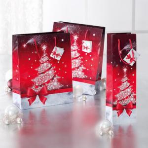 Sigel Geschenk-Taschen für Weihnachten,...
