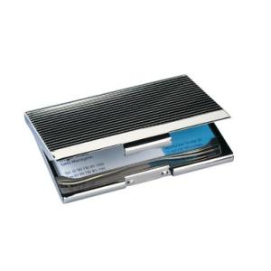 Visitenkarten-Box, für ca. 20 Karten, 93x62x6mm,...