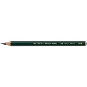 Faber-Castell Castell 9000 Jumbo Bleistift -...