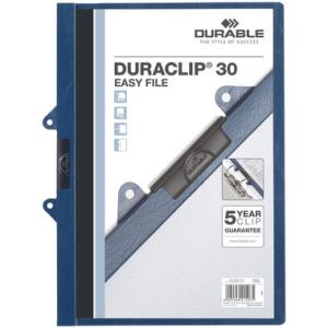 Durable Klemm-Mappe DURACLIP EASY FILE, A4,...