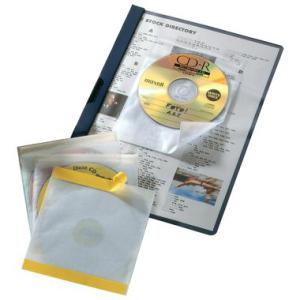 Durable CD/DVD-Hülle CD/DVD FIX, für 1 CD/DVD...