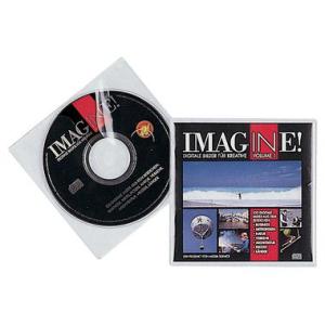 Durable CD/DVD-Hülle CD/DVD COVER, für 1 CD/DVD...