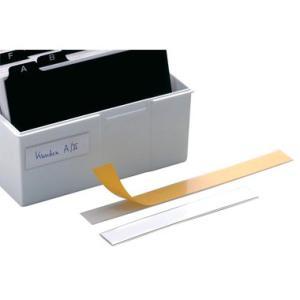 Durable SelbstklebSchilder SCHILDFIX, 15mm hoch,...