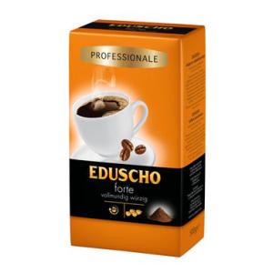 Eduscho Kaffee Professionale,gemahlen, Eduscho Forte...