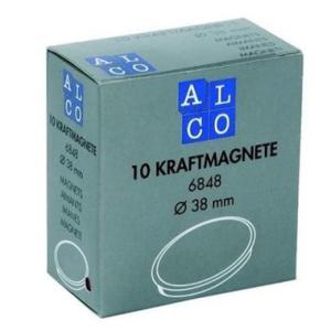 Alco Magnet rund, Ø 38mm, Haftkraft ca. 2,5 kg,...