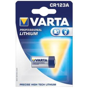 Varta Batterie Photo, USA-Code CR123A, IEC-Code CR17345,...