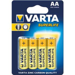 Varta Batterie Zink-Kohle, Mignon 1,5 V, IEC-Code R6,...