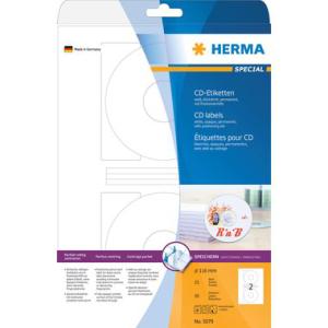 Herma 5079 SPECIAL CD-Etiketten - Ø 116 mm -...