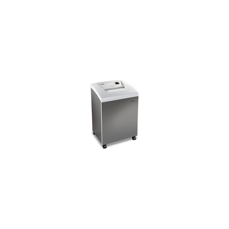 DAHLE Aktenvernichter OFFICE, 404 AIR DESKSIDE, 430mmx350mmx705mm, 4x40mm, grau/weiß