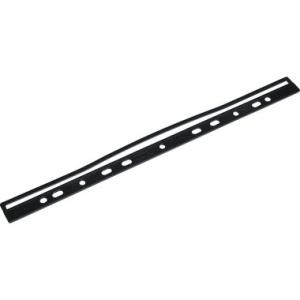 helit Ordnungsschiene M-Clip, schwarz 100 Stück