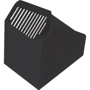 helit Stehsammler, A5, 11,8x19x16,8cm, schwarz