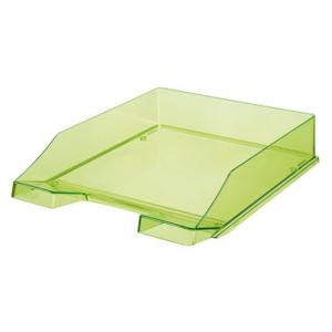 HAN Briefablage KLASSIK - DIN A4/C4 - transparent grün