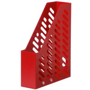 HAN Stehsammler, Klassik, 7,6x32x24,8cm, rot