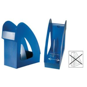 HAN Stehsammler Galaxy, 12,3x30,8x28,5cm, blau