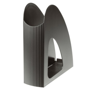 HAN Stehsammler Twin, 7,6x25,8x23,8cm, schwarz