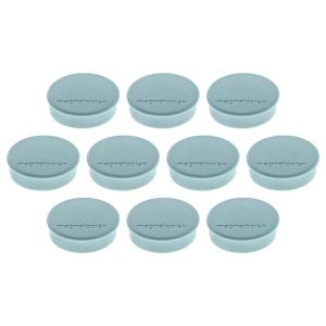 magnetoplan Magnet Discofix Hobby blau 25mm 10 Stück
