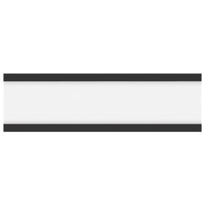 magnetoplan C-Profil Etikettenleisten 50x15mm 10 Stück