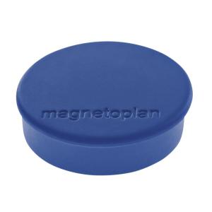 magnetoplan Discofix Hobby dunkelblau 25mm 10 Stück