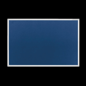 magnetoplan Textilboard SP blau 1200x900mm