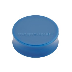 magnetoplan Ergo large Magnete dunkelblau 34mm 10 Stück