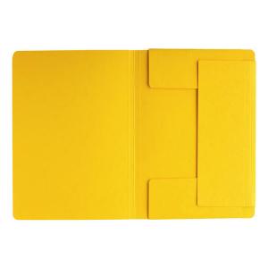 Eckspanner A4 gelb 24007