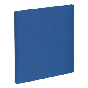 Ringbuch A4 2-Ring 16mm Karton blau
