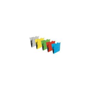 Falken Hängetasche, mit Fröschen, A4, PG=5ST, blau