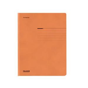 Falken Einschlagmappe A4, A4, orange