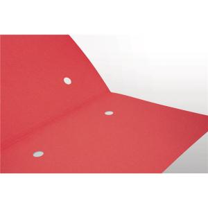 Falken Umlaufmappe - A4 - rot - 100 Stück