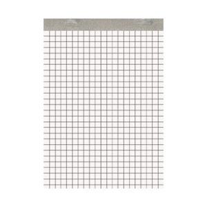 URSUS Notizblock ohne Deckblatt - DIN A4 - kariert - 50...