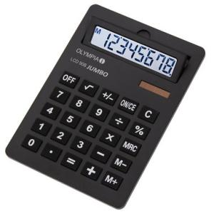 Olympia Tischrechner LCD 908 Jumbo (A4), LCD 908 Jumbo,...