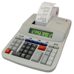 Olympia Tischrechner CPD-512, 12-stellig, 21x6,7x29,5cm
